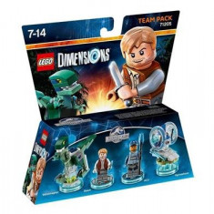 Set Lego Dimensions Jurassic World Team Pack - LEGO Minifigurine