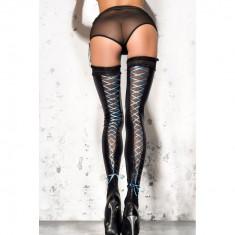 Ciorapi Me Seduce Ribbon S/M - Sex Shop Erotic24 - Lenjerie sexy femei
