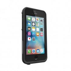 Carcasa LifeProof Fre iPhone 6/6S Plus Black - Husa Telefon LifeProof, iPhone 6 Plus, Negru, Plastic