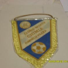 Fanion Chimia Rm. Vilcea - Fanion fotbal