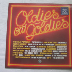 Various ‎– Oldies But Goldies _ vinyl,LP,compilatie,Germania