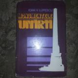 Monumentele Unirii Lupescu Ioan