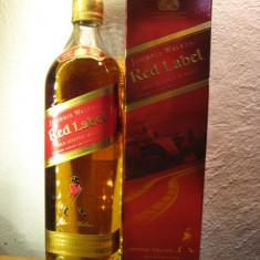 Whisky johnnie walker, red label, team McLaren Mercedes, cl 70 gr 40