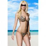 Costum de Baie Push-Up S leopard - Sex Shop Erotic24, Doua piese