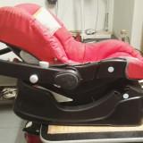 Scaun Scoica Auto Copii chicco - Scaun auto copii Chicco, 0+ (0-13 kg), Isofix