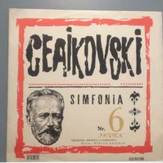 CEAIKOVSKI - SIMFONIA No.6 (ECE 0735/ELECTRECORD) - VINIL/Stare Perfecta - Muzica Clasica