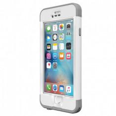 Carcasa LifeProof nuud iPhone 6/6S Avalanche White - Husa Telefon LifeProof, Alb, Plastic