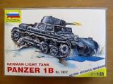 + Macheta 1/35 Zvezda 3522 - Panzer 1 B +