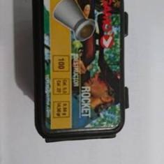 Pelete / alice aer comprimat Gamo Rocket Cal 5, 5 - 28 lei