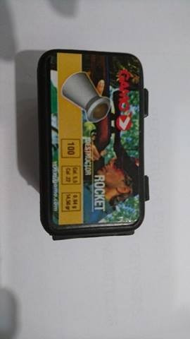 Pelete / alice aer comprimat Gamo Rocket Cal 5,5 - 33 lei