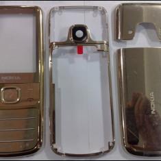 Carcasa Nokia 6700 Classic Clasic GOLD Noua Completa