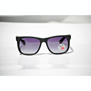 Ochelari de soare Ray Ban Justin RB4165 622/8G Polarizati