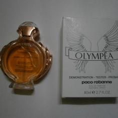 PARFUM TESTER 80ML PACO RABANNE OLYMPEA - Parfum femeie Paco Rabanne, Apa de parfum