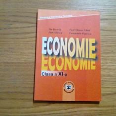 ECONOMIE * clasa a XI -a - Ilie Gavrila, Dan Nitescu - 2006, 190 p. - Manual scolar humanitas, Clasa 11, Humanitas