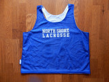 Tricou basket dame Authentic Warrior Team Jungle Lacrosse, reversibil; marime XL