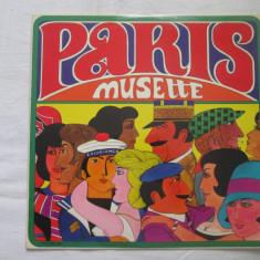 André Graf – Paris musette _ vinyl, Lp, Elvetia - Muzica Pop, VINIL