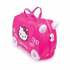 Valiza Hello Kitty Trunki - Set rechizite