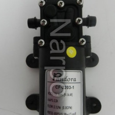Pompa de apa electrica cu presostat pulverizator 12V 2.2A CF-2203-1 Pandora, Pompe de suprafata