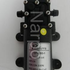 Pompa de apa electrica cu presostat pulverizator 12V 2.2A CF-2203-1 Pandora - Pompa gradina, Pompe de suprafata