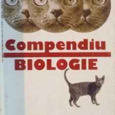 COMPENDIU BIOLOGIE de SIEGFRIED BREHME si IRMTRAUT MIENCKE, 1999 - Carte Biologie