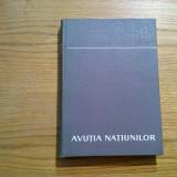 AVUTIA NATIUNILOR * Vol. I - Adam Smith - 1962, 343 p.; tiraj: 1900 ex.