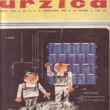 Revista Urzica nr.3 anul 1967 - Revista culturale