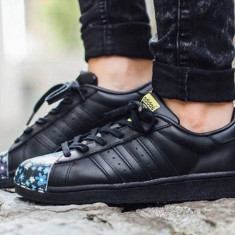 Adidasi Adidas Superstar Pharell Williams -Adidasi Originali- S83352 - Adidasi barbati, Marime: 42, 43 1/3, 44, Culoare: Din imagine