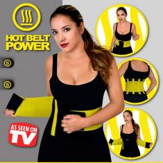Centura universala pentru slabit Hot Belt din NEOPREN - Echipament Fitness, Costum fitness