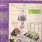 Revista Urzica nr.6 anul 1966 - Revista culturale