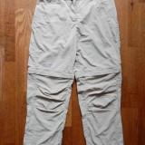 Pantaloni outdoor Jack Wolfskin Travel, detasabili; marime S (36); ca noi - Pantaloni dama, Marime: S, Culoare: Din imagine