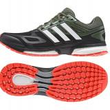 Adidasi Adidas Response Boost Techfit-Adidasi Originali B40106 - Adidasi barbati, Culoare: Din imagine