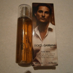 PARFUM 40ML DOLCE&GABBANA THE ONE - Parfum barbati
