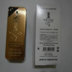 PARFUM TESTER 100ML PACO RABANNE 1MILLION - Parfum barbati