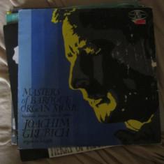 Vinil joachim grubich - Muzica Clasica Altele