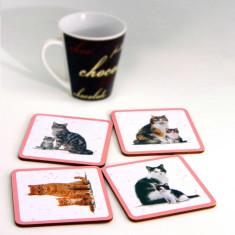 Suport pentru cani sau pahare pisici