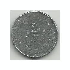 ROMANIA 2 LEI 1941 [7] Livrare in cartonas - Moneda Romania, Zinc