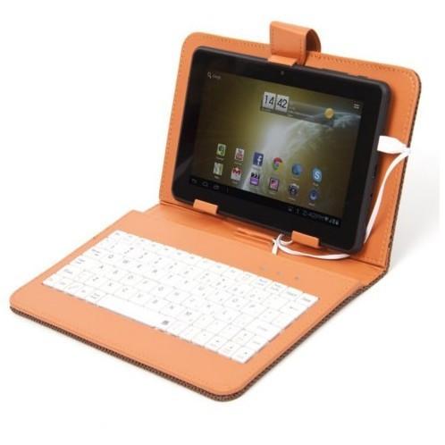 Husa cu tastatura pentru tableta 7 inch Omega