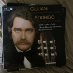 Vinil giuliani si rodrigo - Muzica Opera Altele