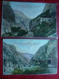 2 Ilustrate Serbia - Cale Ferata - Sitchevo ,inc.sec.XX