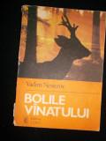 Bolile vanatului (vanatoare )an 1984/300pag/161figuri- Vadim Nesterov