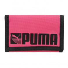 Portofel Puma Pioneer L25Xl13cm -produs original- IN STOC - Portofel Dama Puma, Culoare: Roz