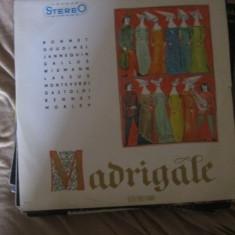 Vinil madrigale - Muzica Corala Altele