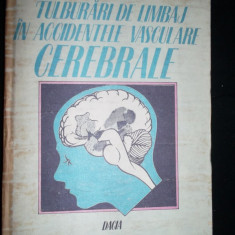 Tulburari De Limbaj In Accidentele Vasculare Cerebrale, Stefania  Calomfirescu