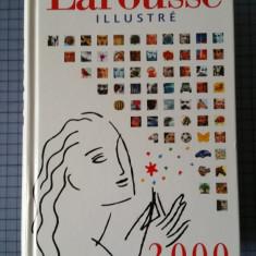 Dictionar Le Petit Larousse Illustre,  dictionnaire en couleurs, Paris 2000