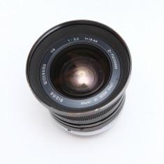 Nikon -Sigma Weiderama 18mm F3, 2 - Obiectiv DSLR Sigma, Nikon FX/DX