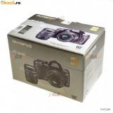 Olympus E-520 + 14-42mm ,ca nou, la cutie