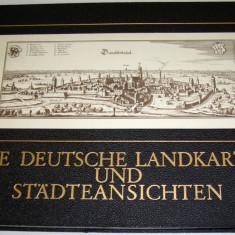 Harti desenate din Germania ev mediu(1829)
