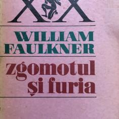 ZGOMOTUL SI FURIA - William Faulkner