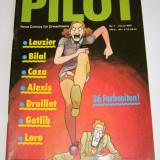 Primul numar din revista comedie germana Pilot 01.01.1981(1826)