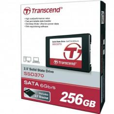 SSD Laptop Transcend 256GB SSD370, SATA 3, 2.5 - Hard Disk